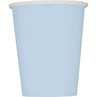 Unique Party 9oz Paper Cups (Pack Of 14)