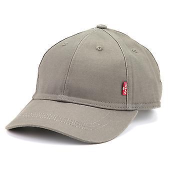 Levi's Torrey Classic Twill Cap - Dark Grey