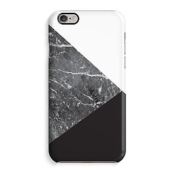 iPhone 6 / 6S Full Print Case (Glossy) - Marble combination