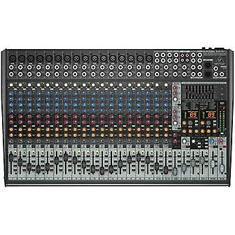 Mixing console Behringer SX2442FX No. of channels:24
