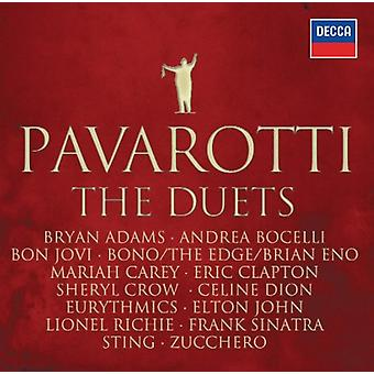 Luciano Pavarotti - The Duets [CD] USA import