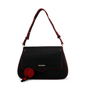 Love Moschino Women Shoulder bags Black