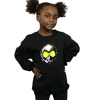 Marvel Girls Ant-Man And The Wasp Hope Mask Sweatshirt