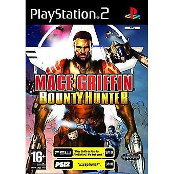Mace Griffin Bounty Hunter (PS2)