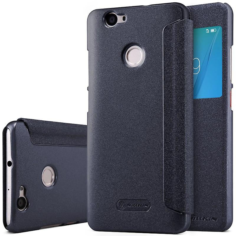 Nillkin smart cover black for Huawei Nova bag sleeve case pouch protective