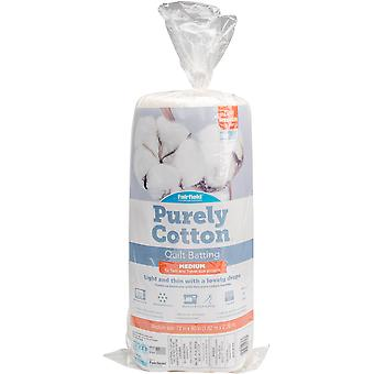 Fairfield Purely Cotton Natural Batting-72