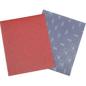 3M 62907 3M 230Mm X 280Mm Cloth Sheet 314D P320 Red Plain