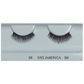 Wig America Premium False Eyelashes wig505, 5 Pairs