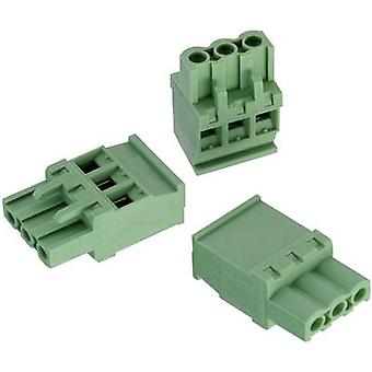 Würth Elektronik Socket enclosure - cable 3517 Total number of pins 2 Contact spacing: 5 mm 691351700002 1 pc(s)