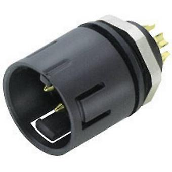 Binder 99-9115-00-05 Series 720 Miniature Circular Connector Nominal current (details): 5 A