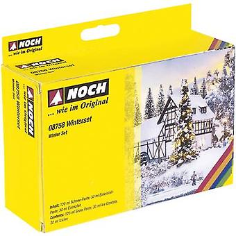 Winter landscape set NOCH 08758 1 Set