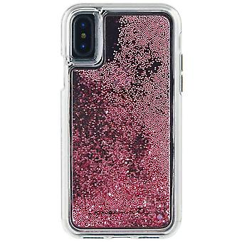 Case-Mate Naked Tough Waterfall iPhone X Case - Rose Gold
