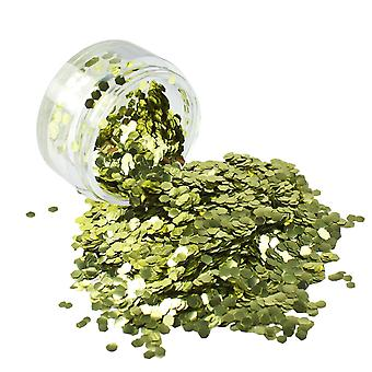 PaintGlow Biodegradable Cosmetic Glitter Gold Dust