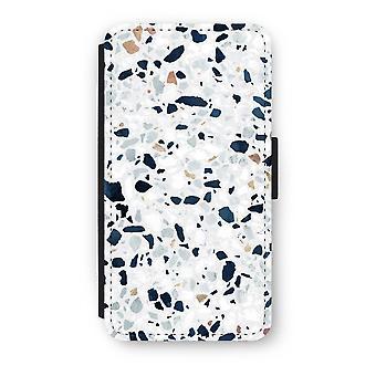 iPhone XS Flip Case - terrazo N º 1