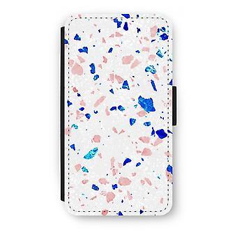 Motorola Moto G4/G4 Plus Flip Case - Terrazzo N°6