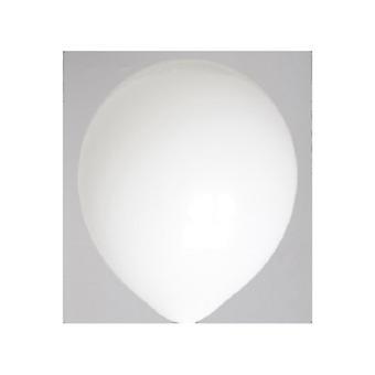 Globos ballonnen rond wit zak a 100st