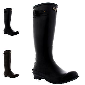 Womens Barbour Bede Wellingtons Waterproof Mid Calf Snow Winter Boots