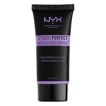 NYX Prof. Make-up Studio Primer Lavendel