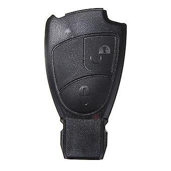 2 button replacement remote control key fob Case for Mercedes Benz CES Class