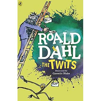 The Twits by Roald Dahl - Quentin Blake - 9780141365497 Book
