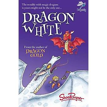 Dragon White by Shoo Rayner - 9781910080306 Book