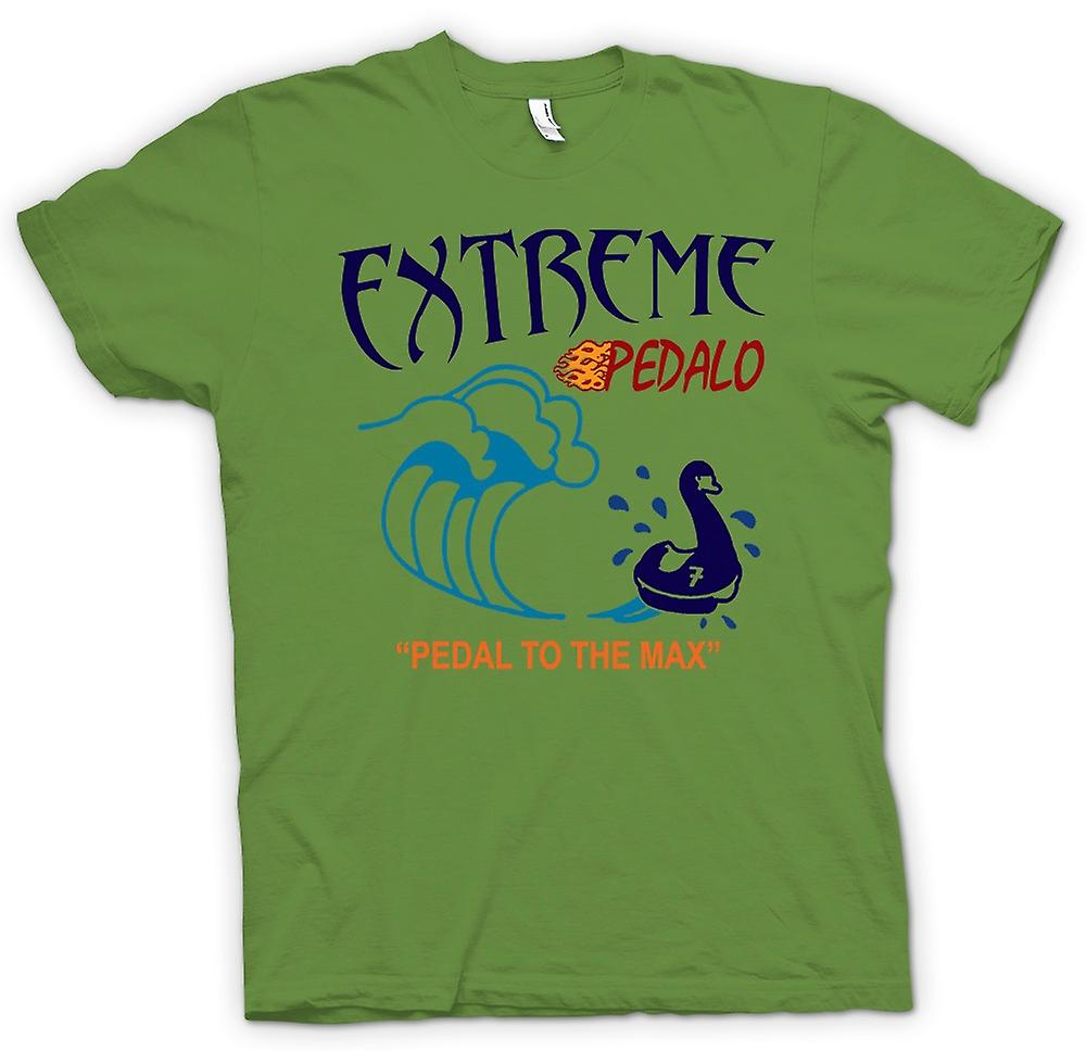 Heren T-shirt - Extreme Pedelo - Funny