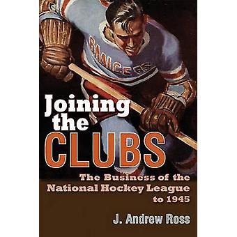 Sammenføjning klubberne - forretning i National Hockey League-1945