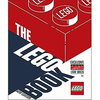 The LEGO Book New Edition:� with exclusive LEGO brick