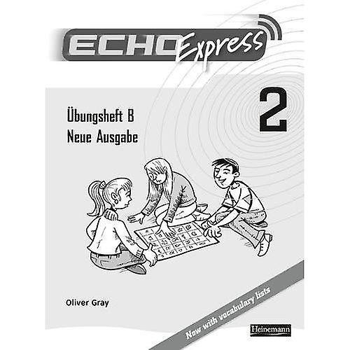 Echo Express 2  Workbook B