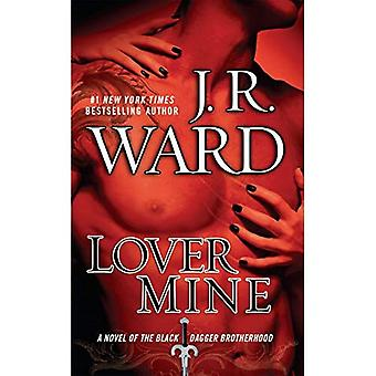 Älskare gruvan: En roman av svart Dagger Brotherhood