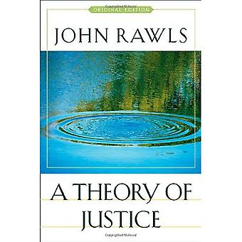 A Theory of Justice (Original Edition) (OIP)