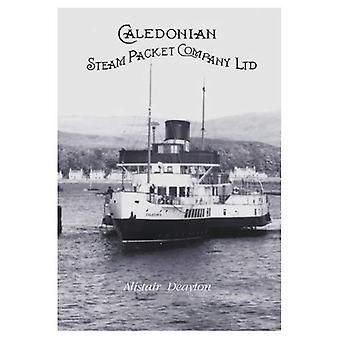 Parowce Caledonian Steam Packet Company