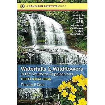Cachoeiras e flores silvestres no Sul Apalaches: trinta grandes caminhadas (guias de Gateways do Sul)