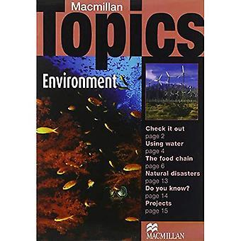 Macmillan Themen: Elementare: Umwelt