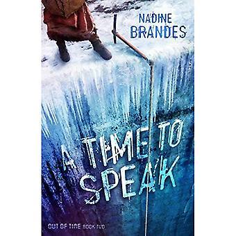 En tid att tala (ur tidsserier bok 2)