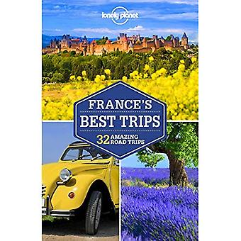Lonely Planet France's Best Trips - Travel Guide