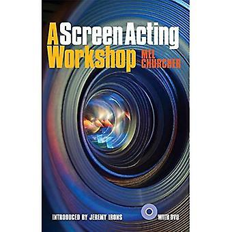 Ein Bildschirm-Schauspiel-Workshop