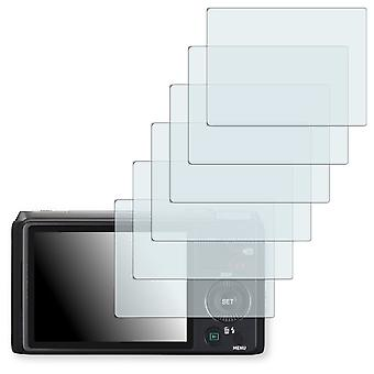 Casio Exilim EX-ZR700 display protector - Golebo crystal clear protection film
