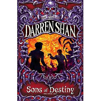 Sons of Destiny (Saga of Darren Shan)