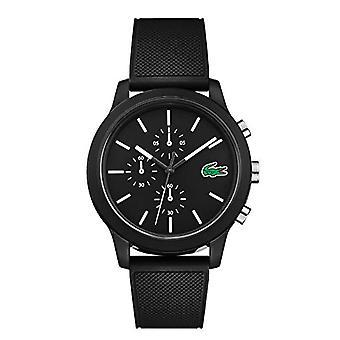 Lacoste męskie zegarek kwarcowy z silikonowym paskiem 2010972
