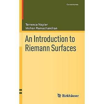 Une Introduction aux Surfaces de Riemann par Napier & Terrence