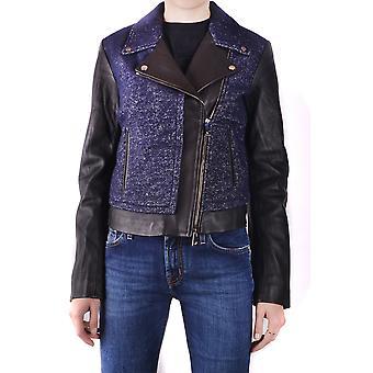 Jacob Cohen Blue Cotton Outerwear Jacket