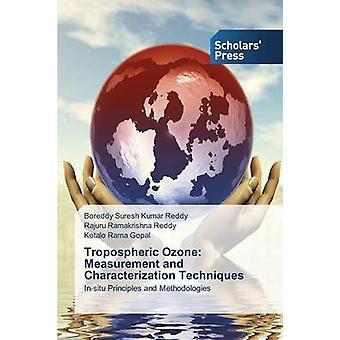 Misurazione dell'ozono troposferico e tecniche di caratterizzazione di Suresh Kumar Reddy Boreddy