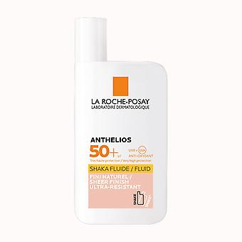 La Roche Posay Anthelios Shaka Tinted Fluid Sheer Finish SPF50