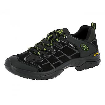 Brütting Canada Low Hiking Shoes Green