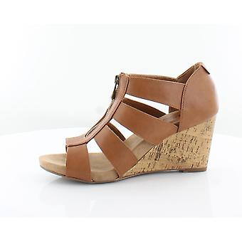 Style & Co. Womens Fettee Open Toe Casual Platform Sandals