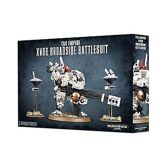 Jeux atelier Warhammer 40 000 Tau Empire Xv88 Broadside Battlesuit