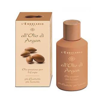 L'Erbolario Argan Body Oil 125 ml (Cosmetics , Body  , Body oils)