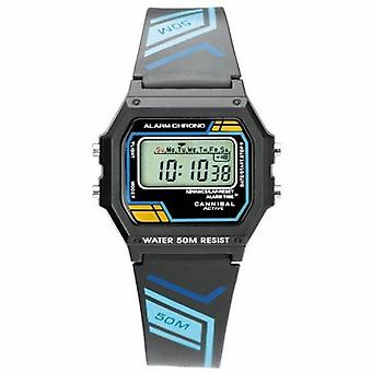Cannibal Active Kids Digital Multifunction Boys Sports Watch CD079-03