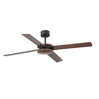 Ventilatore da soffitto a risparmio energetico polea 132cm/52